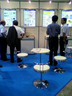 マイクロマシンMEMS展ブース便り3